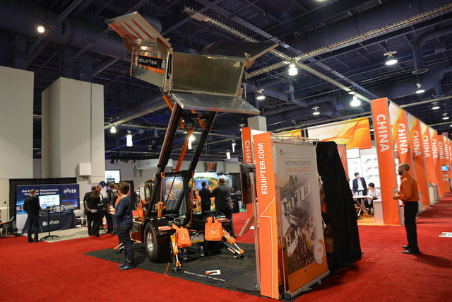 10 weirdest things 2016 international builders show equipter rb4000 roofing buggy