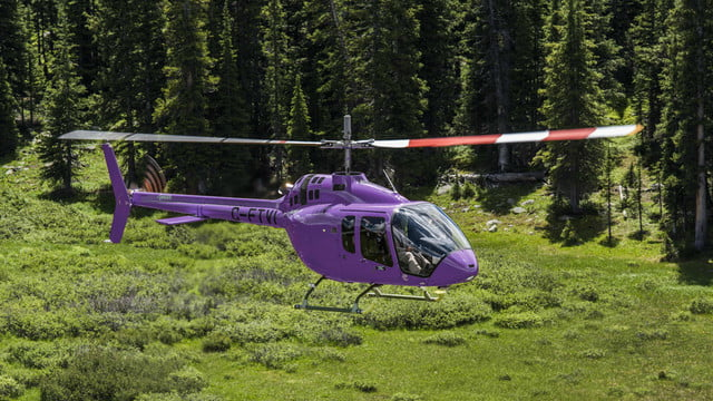 most expensive helicopters jet ranger x