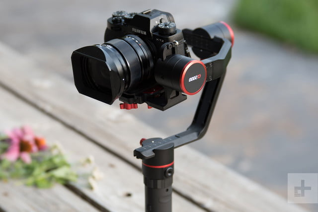 Feiyutech a2000 gimbal review side top angle