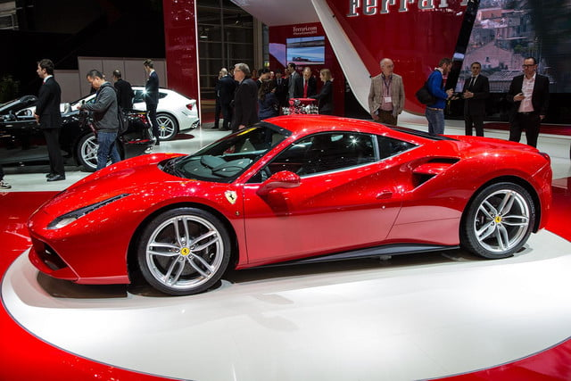 Ferrari 488 Gtb Official Pictures Performance And Specs Digital Trends