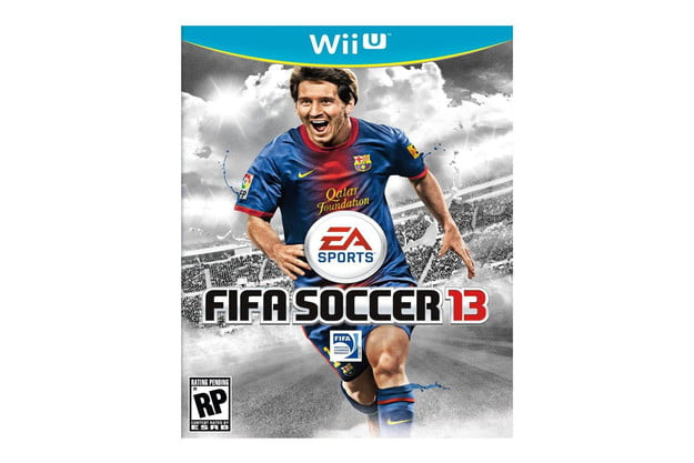 fifa 13 wii u review cover art