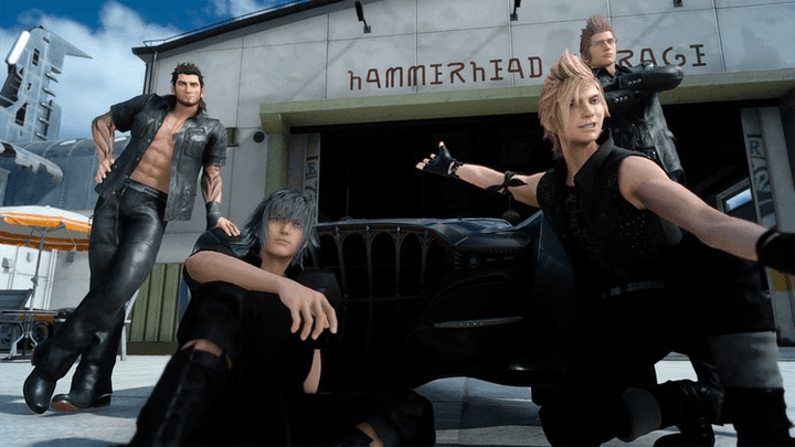 final fantasy xv character swapping december update