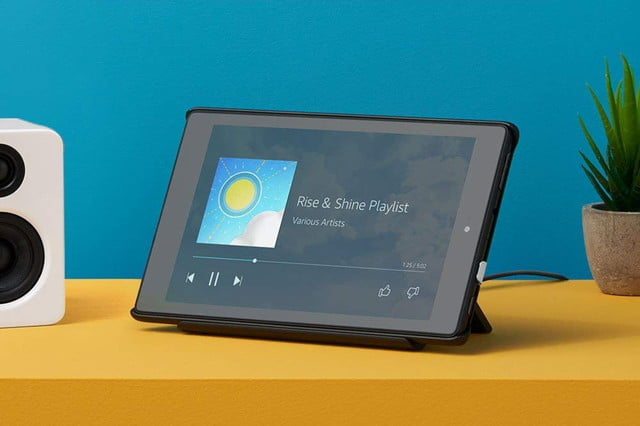 amazon slashes the fire hd 8 tablet and show mode dock bundle price in half with alexa  charging 1