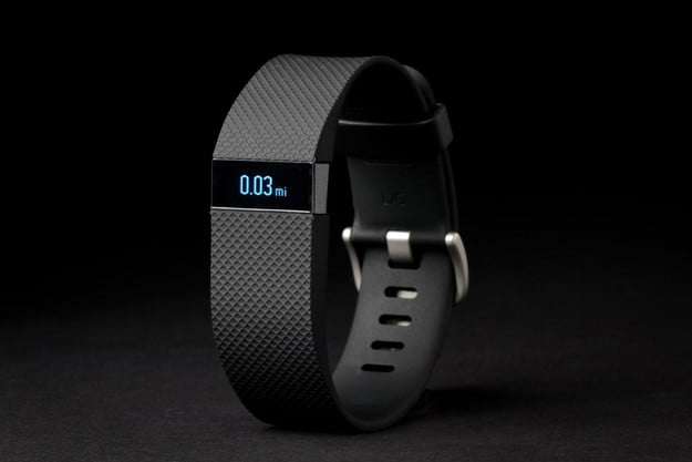 FitBit Charge HR front info 2