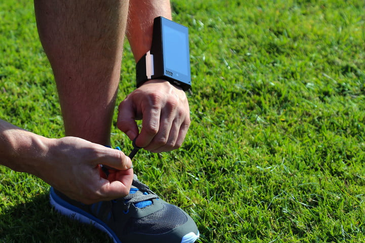 the rufus cuff is a giant tablet for your wrist fitness placeholder