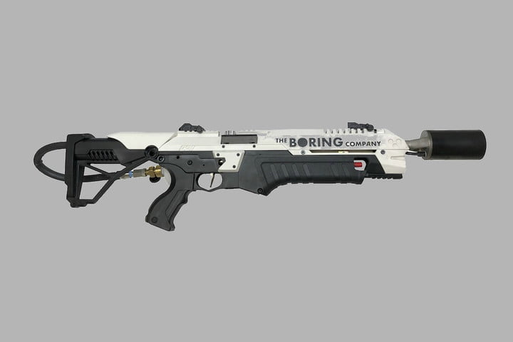 elon musk flamethrower selling fast  boring company