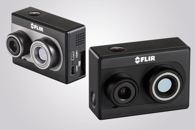 flir thermal cameras ces 2017 duo ces2017