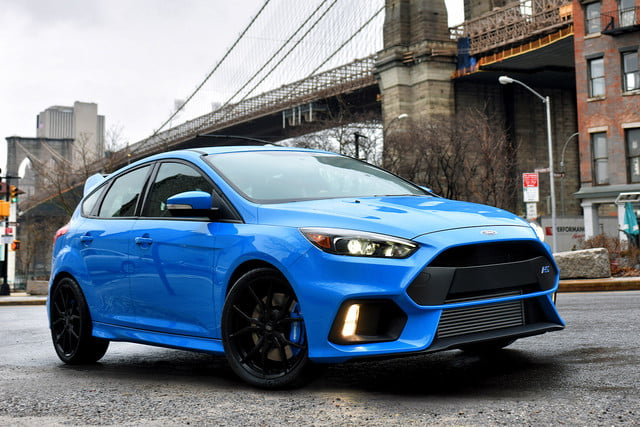 ford focus rs pricing performance specs news focusrs nybrooklynbridge hr