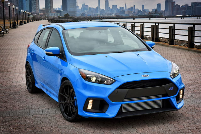 ford focus rs pricing performance specs news focusrs nyskyline 02 hr  1
