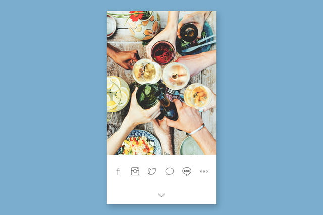 foodie food photography app line gallery 2