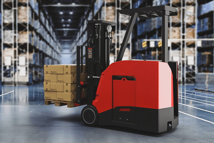Third Wave Automation Forklift