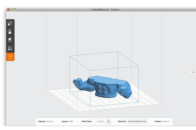 formlabs form 1 sla review software 11