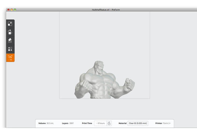 formlabs form 1 sla review software 8