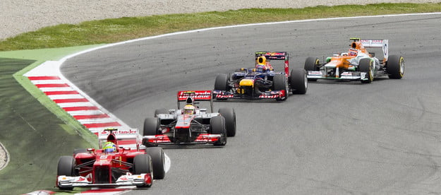 how to watch Formula 1 online