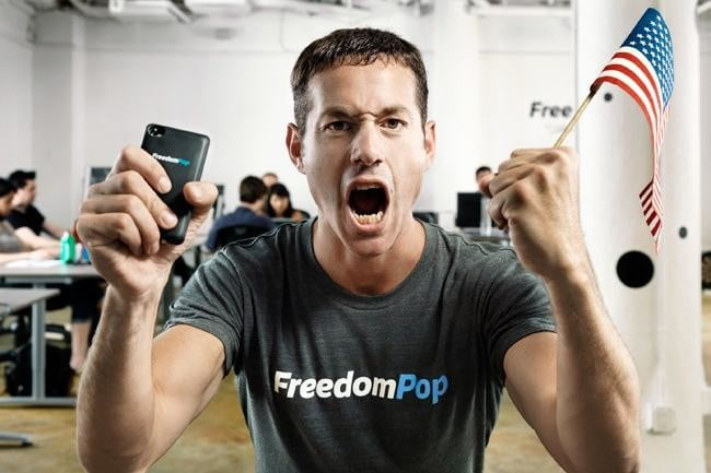 FreedomPop's CEO Stephen Stokols