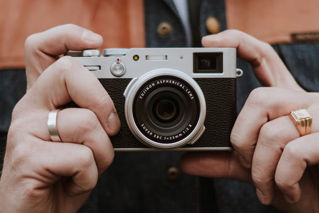 fujifilm x100v announced with new lens 4k video lifestyle 1