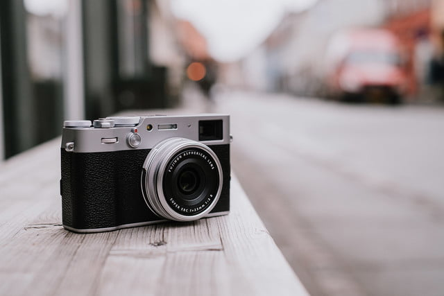 fujifilm x100v announced with new lens 4k video lifestyle 5