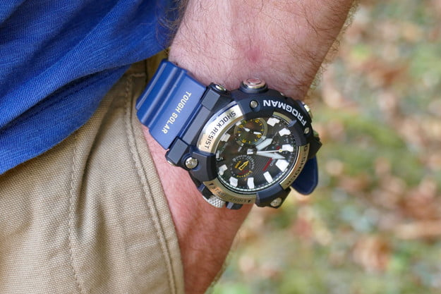 casio g shock gwf a1000 frogman review pocket