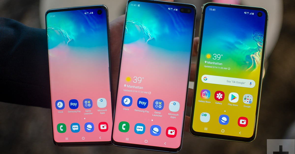 How to Reset Samsung Galaxy S10 or S10 Plus
