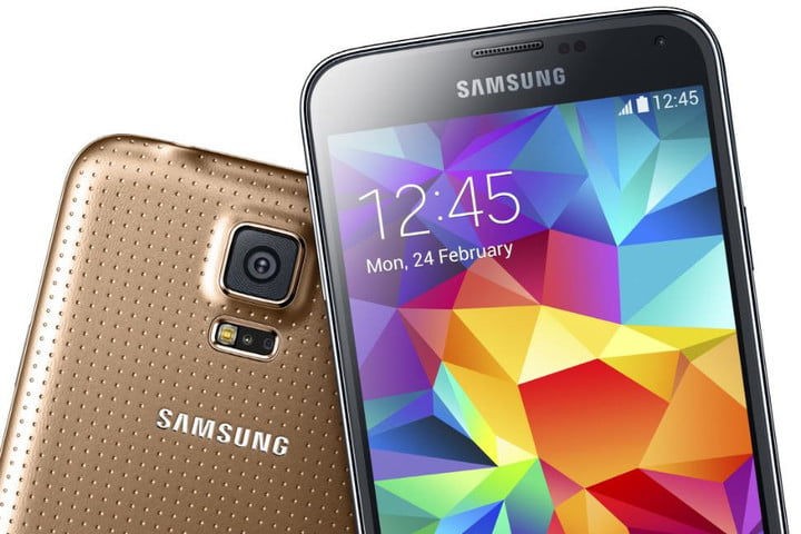 samsung sues over negative galaxy s5 report copper gold close top