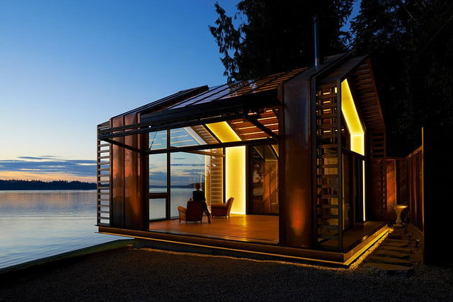 retreat from society and relax in these idyllic cabins around the world garage 4