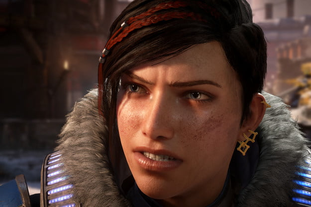 Gears 5 Kait Hero Close Up