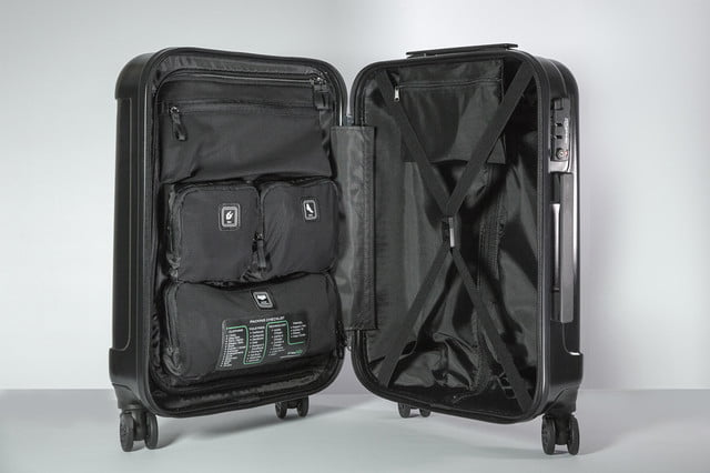 genius pack supercharged carry on kickstarter interior