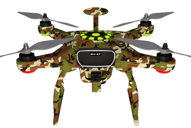 unknown drone company roundup ces 2016 ghost2