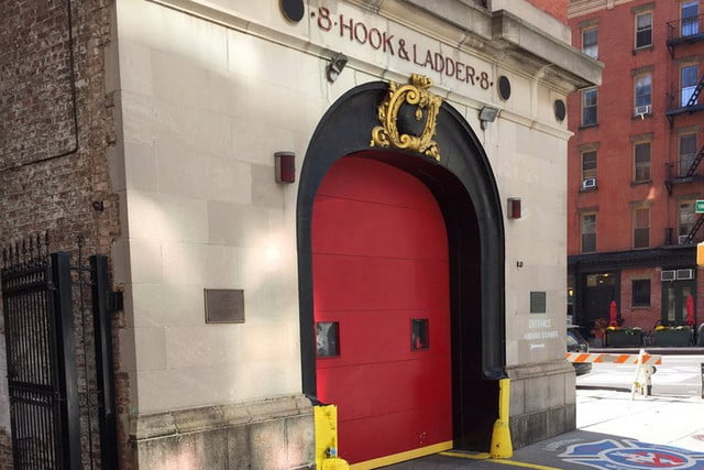 10 famous movie locations you can actually visit ghostbusters fire station hook ladder 8 4