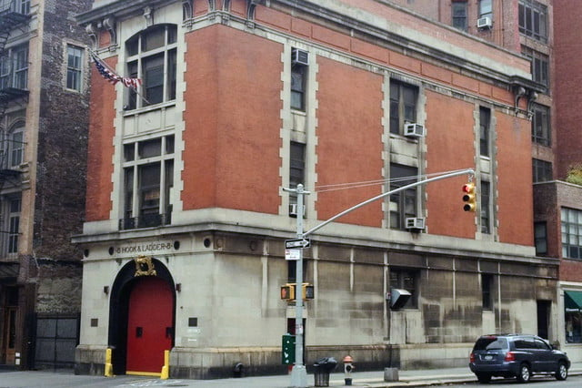 10 famous movie locations you can actually visit ghostbusters fire station hook ladder 8 5