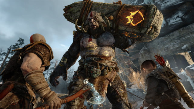 most anticipated 2018 games god of war