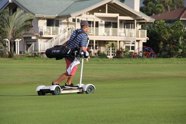 golfboard scooter a