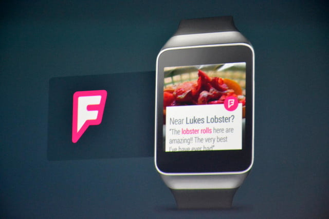 Android Wear Google I/O
