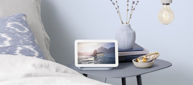 google nest hub sleep tracking soli new price release 2nd gen lufestyle 2 of 5