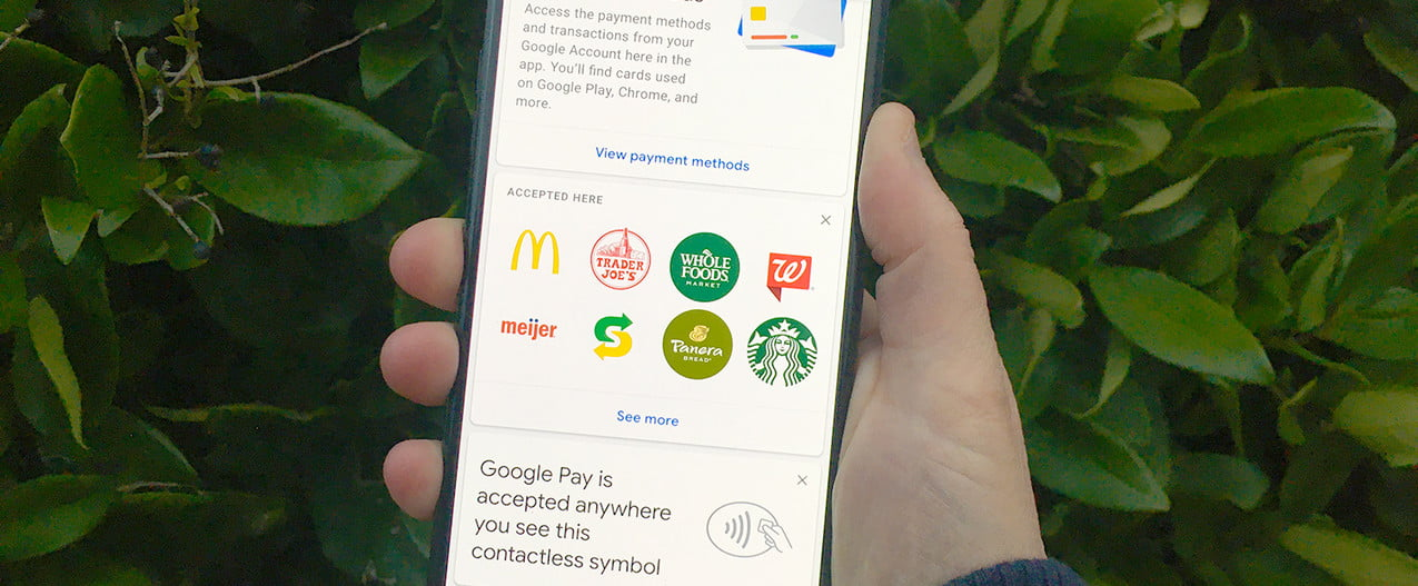 Google Pay Feature image
