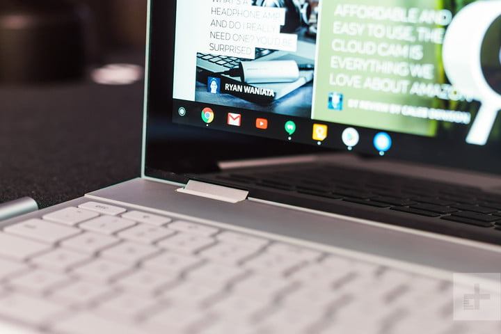 Google Pixelbook android apps