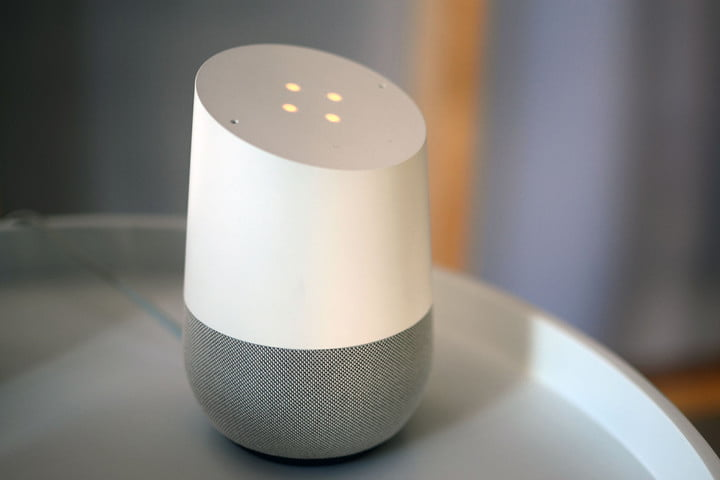 lg appliance free google home