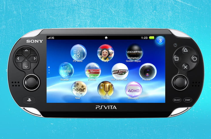 graduation gifts Sony PS Vita