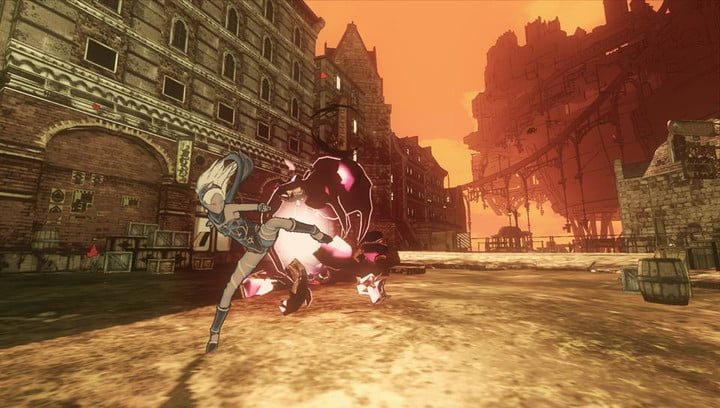 Gravity Rush for the Vita