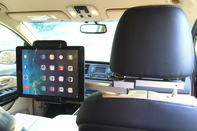 Gripdaddy v2ARM iPad Headrest Mount