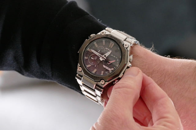 casio g shock mtg b2000 hands on features price photos release date gshock mtgb2000 turn crown