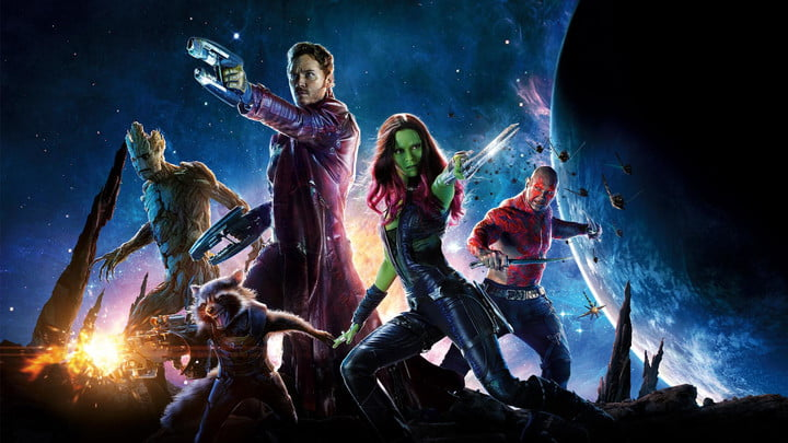 guardians galaxy director warns not expect crossover avengers of the