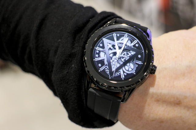 guess connect touch smartwatch first impressions 49