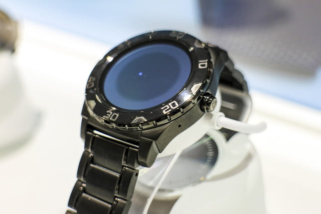 guess connect touch smartwatch first impressions 50