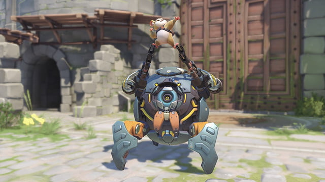 Hammond/Wrecking Ball Pose