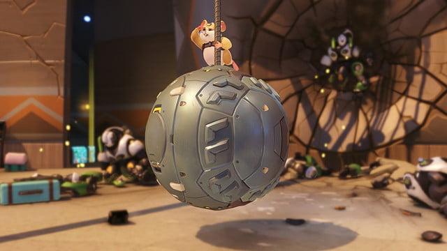 Hammond/Wrecking Ball