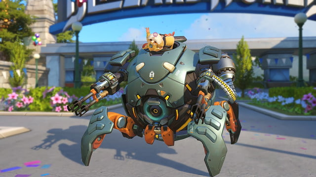 Hammond/Wrecking Ball D.Va