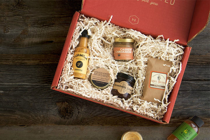 hatchery is an artisan delivery box of condiments subscription