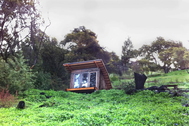 retreat from society and relax in these idyllic cabins around the world hawk house 7