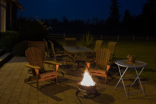 Heininger portable fire pit